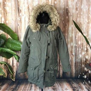 Gap military style jacket